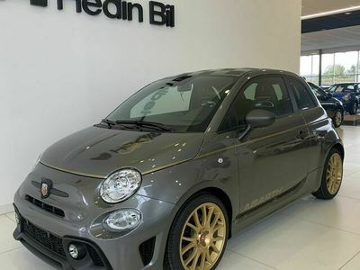 begagnad Fiat 500 Abarth ABARTHSCORPIONEORO 1.4 TURBO 165HK