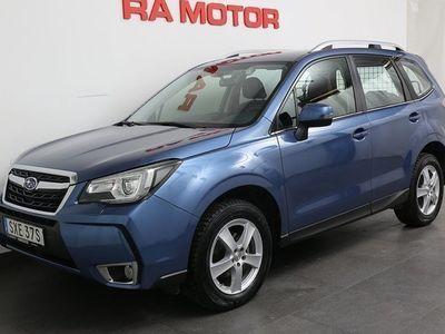 begagnad Subaru Forester 2,0i XS CVT Vinterhjul ingår