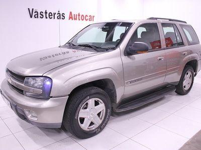 begagnad Chevrolet TrailBlazer 4.2 4WD Automat Hydra-Matic 273hk