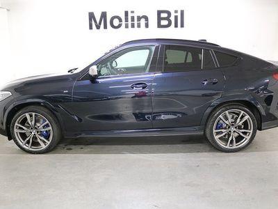 begagnad BMW X6 M50i Innovation / Live Cockpit Pro / 1.95% ränta