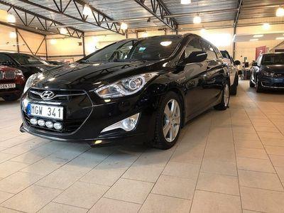 begagnad Hyundai i40 cw 1.7 CRDi Combi Aut Sport Ed. UTR !!