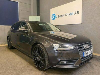 begagnad Audi A4 Avant 2.0 TFSI E85 quattro 12 Mån GARANTI 180hk