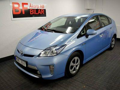 begagnad Toyota Prius Plug-in Hybrid HybridAutomat 1.8 VVT-i + 3JM CVT 136hk