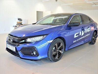 brugt Honda Civic 5D 1,0T 129hk Executive Premium DEMOUTFÖRSÄLJNING