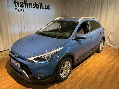 begagnad Hyundai i20 Active 1.4 A4 Premium