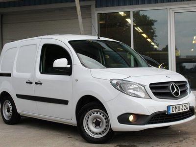 begagnad Mercedes Citan 109 Benz CDI Drag 2015, Transportbil 89 900 kr