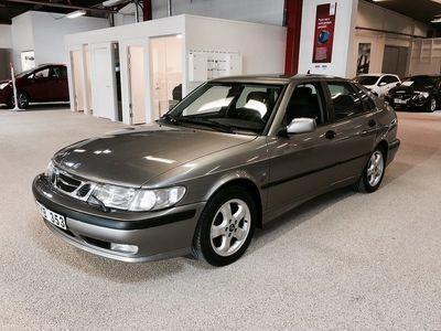 begagnad Saab 9-3 2.0t 5d (185hk)