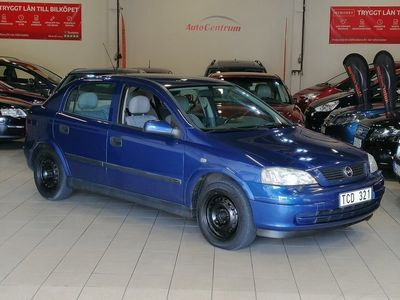begagnad Opel Astra 5-dörrar 1.6 101hk Drag 0:- KR Kon