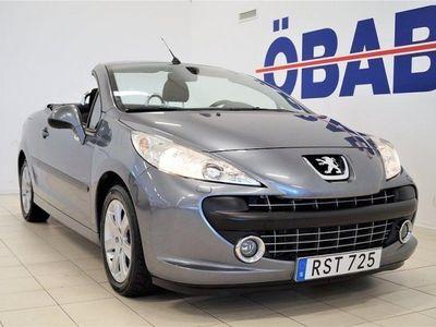 begagnad Peugeot 207 CC 1.6 VTi Aut Sport 120hk