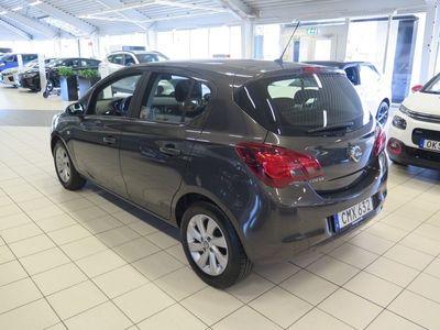 used Opel Corsa Enjoy 5d 1.4 90hk Pluspaket, Apple Carplay