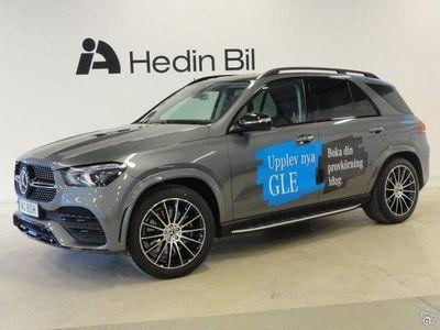 brugt Mercedes 300 GLED 4MATIC SUV AMG parkeringsvärmare Panorama Adaptiv farthåll
