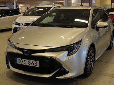 begagnad Toyota Corolla Touring Sports 2.0 Hybrid Style Aut inkl Teknikpaket & Navigatio