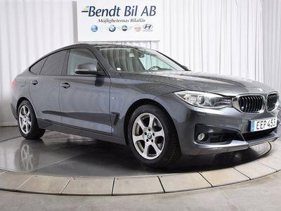 begagnad BMW 318 Gran Turismo d Automat Sport line 143