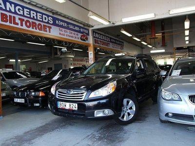 begagnad Subaru Outback 2.5 4WD NY BES AUTOMAT 0%Ränta