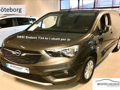 begagnad Opel Combo LAUNCH EDITION L1H1 130 HK