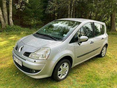 begagnad Renault Grand Modus 5 dörrar 1,2 16V