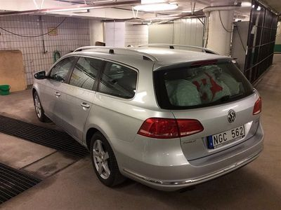 begagnad VW Passat 2.0 TDI BlueMotion Technology Variant Masters