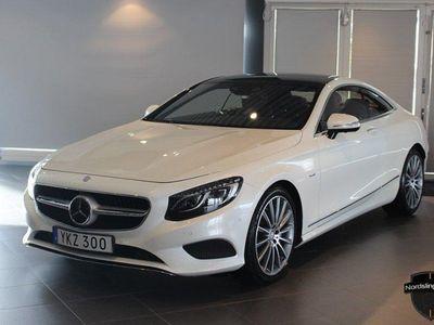 begagnad Mercedes S500 4matic Edt1 / 1789mil / Swarovski M.M.