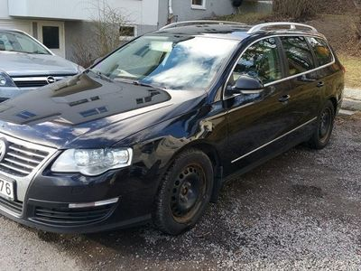 begagnad VW Passat 2,0 Tdi Gt Sport Skinn,Drag,1ä