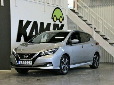 begagnad Nissan Leaf 40 kWh 149hk CONNECT AEE792 till salu