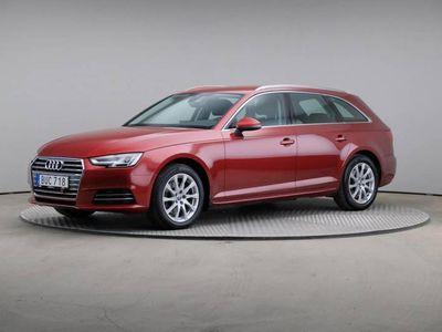 begagnad Audi A4 Avant TDi Proline Drag