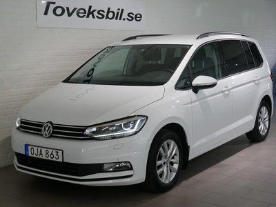 begagnad VW Touran TSI 110