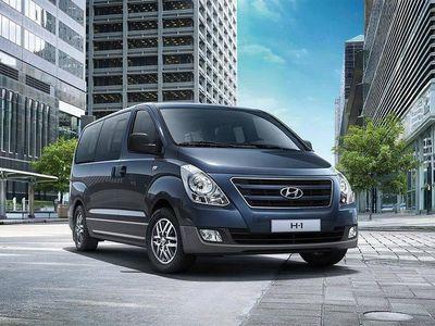 begagnad Hyundai H-1 2.5 CRDi A5 Kombi8 Comfort 2017, Kombi 351 800 kr