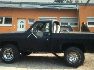 begagnad Chevrolet Blazer K55.7 V8 4WD 1976