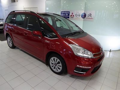 begagnad Citroën Grand C4 Picasso 1.6 HDi 110hk EGS Automat 7-sits