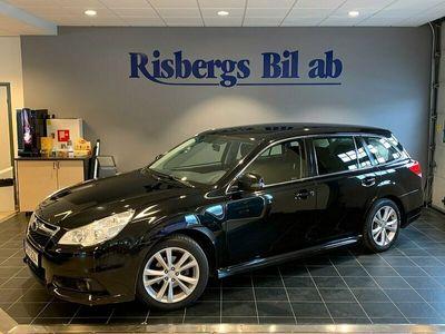 begagnad Subaru Legacy 2.5 4WD AUT DRAG+M-VÄRMARE & V-HJUL
