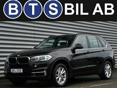 begagnad BMW X5 xDrive30d Steptronic 7-sits 2016, SUV Pris 339 900 kr