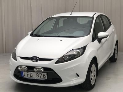 used Ford Fiesta 1.6 TDCi 5dr (95hk)