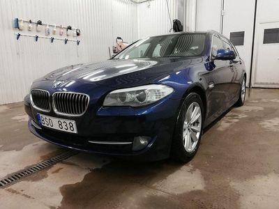 begagnad BMW 525 d Touring Steptronic 204hk