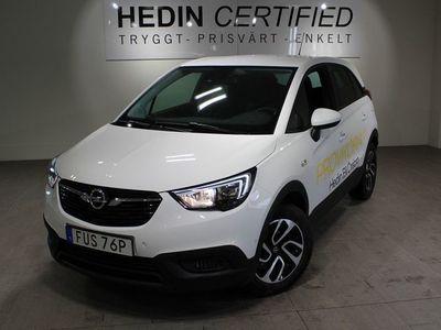 begagnad Opel Crossland X ENJOY PLUS 1,2 81hk MT5