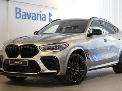 begagnad BMW 700 X6 M Competition Bowers & wilkins Panorama glastak Drag 2020, SUV 1 438kr