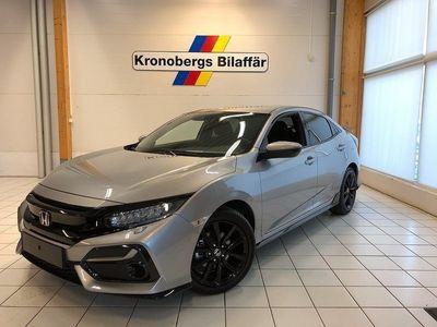 begagnad Honda Civic 5D 1,0T 129hk Comfort Sport-Line Manuell