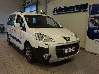 begagnad Peugeot Partner Tepee 1,6 HDi 114hk