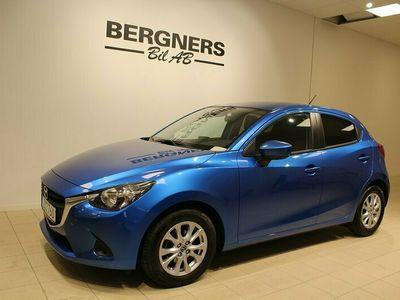 begagnad Mazda 2 Vision 1.5 Bensin Manuell 90 hk (V-Hjul)