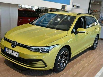 begagnad VW Golf SPORTSCOMBI eTSI 130 HK DSG