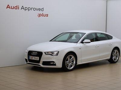 begagnad Audi A5 Sportback 1.8 TFSI 144 hk EU6