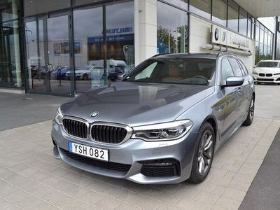 begagnad BMW 520 xd Touring Innovation Edit. (Kampanj)