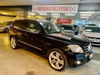 begagnad Mercedes GLK320 204 XCD