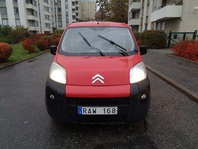 begagnad Citroën Nemo 1,4 HDI -08