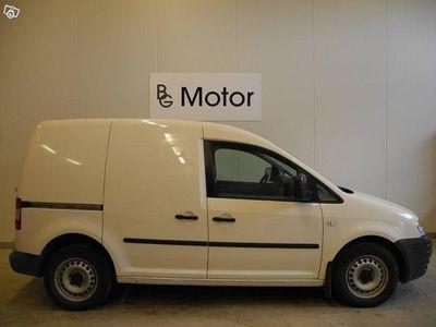 gebraucht VW Caddy 2,0 EcoFuel Drag Moms -10