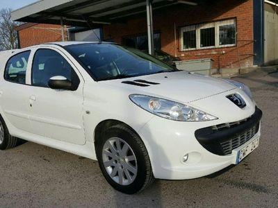 begagnad Peugeot 206+ 1.4L, låg.mil, jättet skick. -10