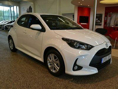 begagnad Toyota Yaris 1.5 Active Komfortpaket Vinterhjul ingår
