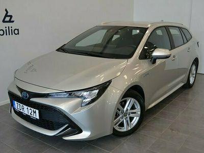 begagnad Toyota Corolla Touring Sports Hybrid Active. Demobil 2020, Kombi Pris 238 500 kr