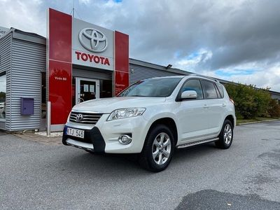 begagnad Toyota RAV4 2.0 AWD Business, Dragkrok