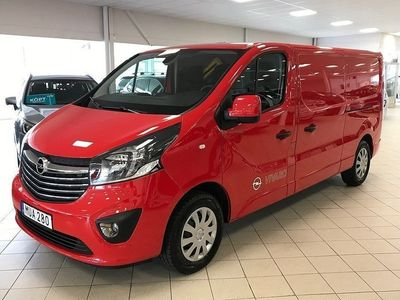 usata Opel Vivaro L2H1, 1.6 CDTI Biturbo Dragkrok, 6 145hk