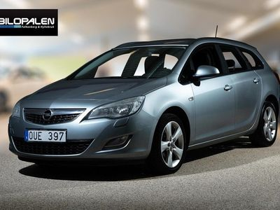 begagnad Opel Astra Enjoy Sports Tourer